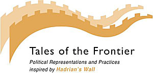 The Tales of the Frontier Logo.  Image © 2009 Durham University Archaeology Department.